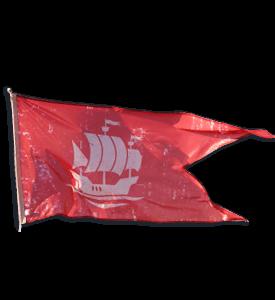 Störtebeker Flagge (Outdoor)