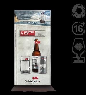 Genießer-Kiste Nr. 81 Arktik-Ale Edition