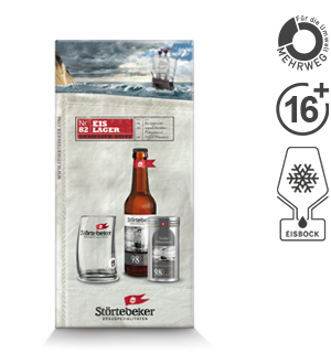 Genießer-Kiste Nr. 82 Eis-Lager Edition