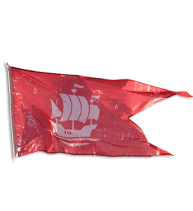 Störtebeker Flagge (outdoor) (1 Pack)