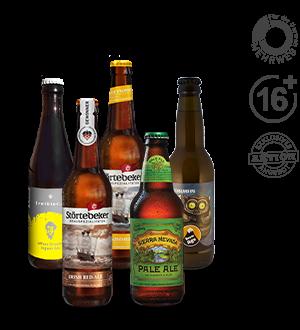 Störtebeker Paket für Online-Verkostung 'Siegerbier: Irish Red-Ale'